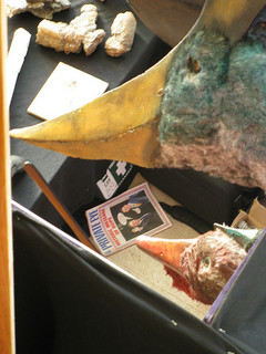 Pterosaurs read Private Eye