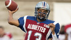 Anthony Calvillo has thrown for more yards than anyone in the history of professional football. (Paul Chiasson/Canadian Press)
