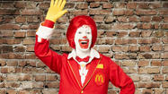 Ronald McDonald gets a makeover, loses jumpsuit, takes on Twitter