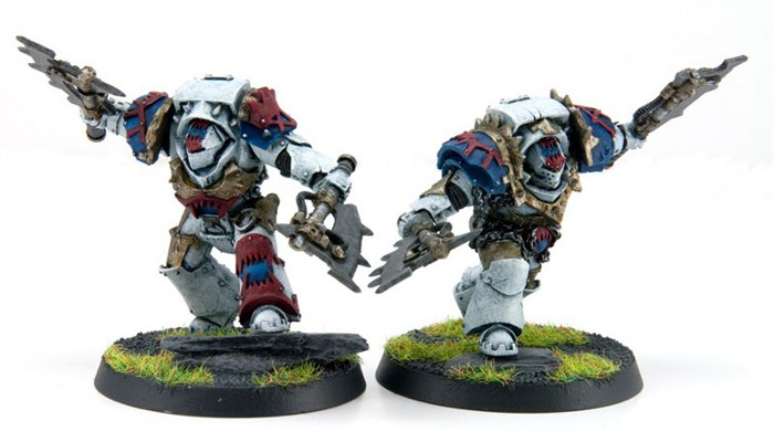 Forge World World Eater Legion Red Butchers