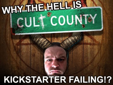 Video: Why the Hell Is Cult County's Kickstarter Failing