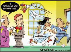 Cartoon of the day April 2014