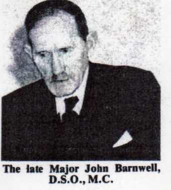 The Late Major John Barnwell