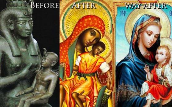 isis-horus-to-mary-jesus