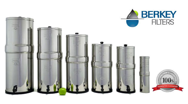 Some popular products by Berkey