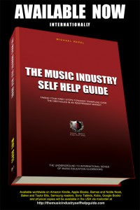 The Music Industry Self Help Guide - Taking Your First Steps towards Trampling Over the Obstacles in an Independent Market