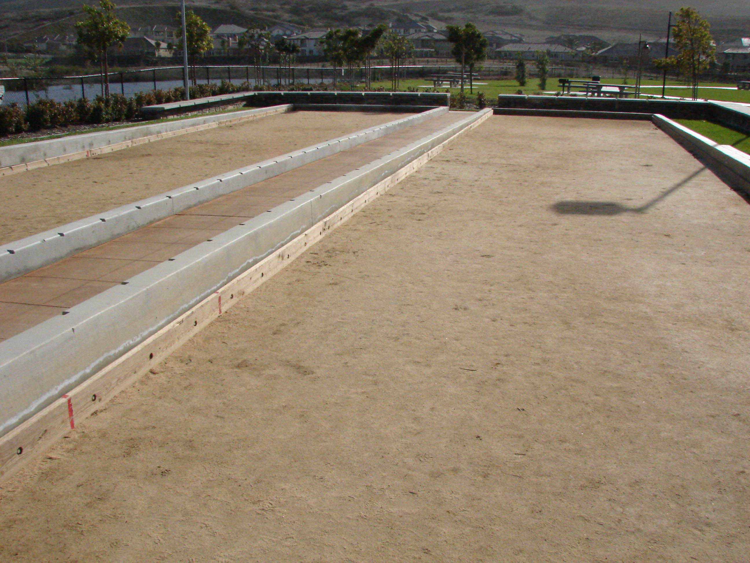 4S Community Park Bocce Ball Courts