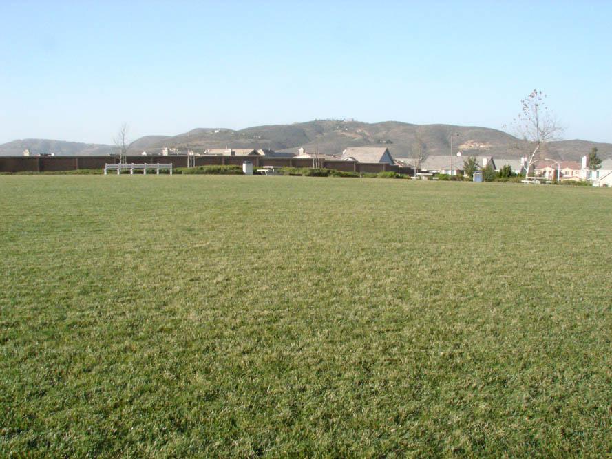 4S Heritage Park Upper Grass Area