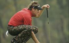 Ian Poulter: the highs and lows