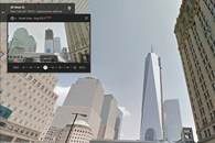 Google adds time machine function to Street View