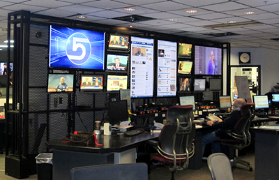 Integrated Newsroom photo