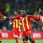Essien, Muntari y Boateng, en la primera lista de Ghana