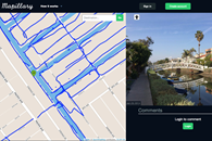 Mapillary is the crowdsourced answer to Street View