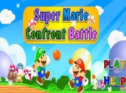 Super Mario Confront B…