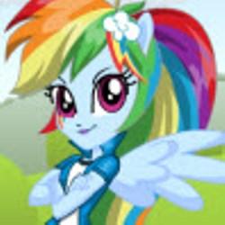 Equestria Girls Rainbo…