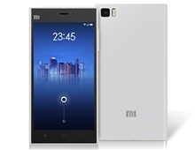 "Xiaomi MI 3 (2+64) 5.0"" Capacitive IPS Touch Screen 1920x1080 MIUI V5 Quad-core Qualcomm Snapdragon 800 2.3GHz 2GB RAM & 64GB ROM 3G Smartphone Phablet with Bluetooth, Wi-Fi & GPS Navigation (White)"