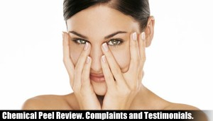 The chemical peel review - complaints and testimonials