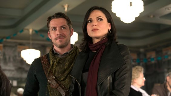 Once Upon a Time S3 Finale Still Robin Hood Regina - H 2014
