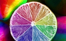 kaj pomeni barva sadja
