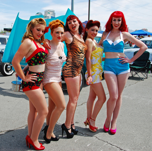 viva las vegas rockabilly girls
