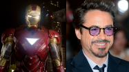 """Robert Downey Jr. (Tony Stark/Iron Man): """"Joss Whedon has really taken us to new depths of discovery for our characters. There are new things in the air and they each feel more real. The guy's my hero. He should be yours."""" (Marvel; Getty Images)"""