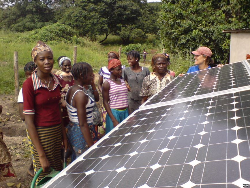 "Time For You to Get Down to Business ""Solar power in Nigeria"""