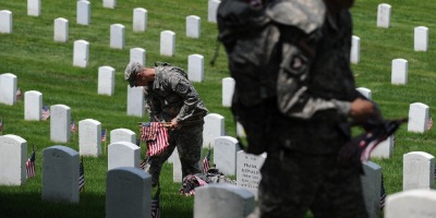 Memorial Day's message lost
