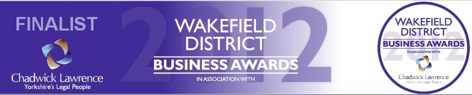 finalist in wakefield and district business awards