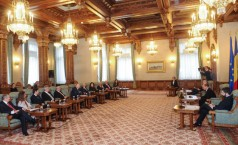 EJC delegation meets with the President of Romania Mr Traian Basescu