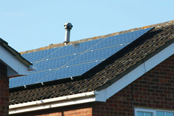Solar PV on roof