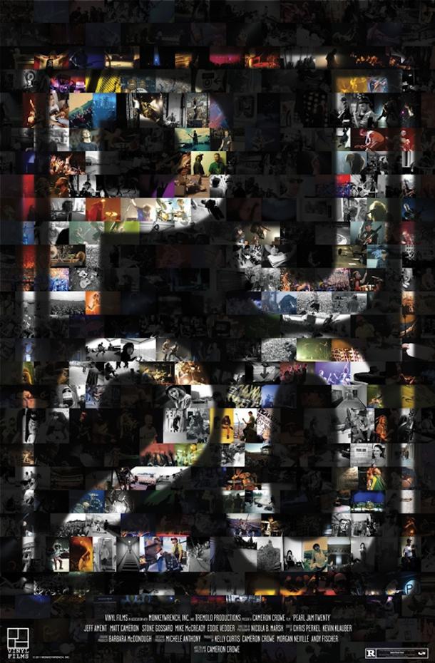 'Pearl Jam Twenty' poster