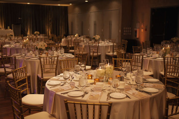 matrix hotel edmonton wedding gold cream vintage (93)