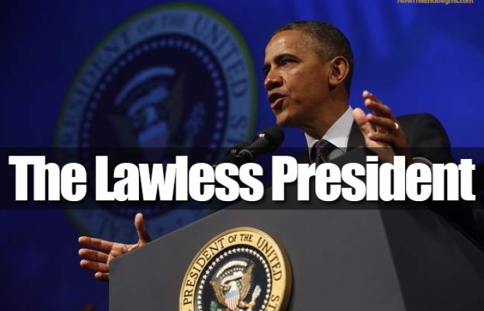 """Breaking: """"Enforce the Law Act"""" Passed by the House"""
