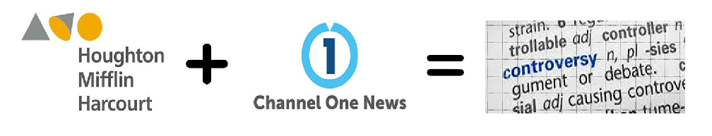 Houghton Mifflin/Channel One News