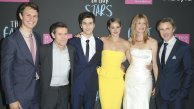 'The Fault in Our Stars' Premiere: Shailene Woodley, Ansel Elgort Fete Love Amid Cancer in NYC (Photos)