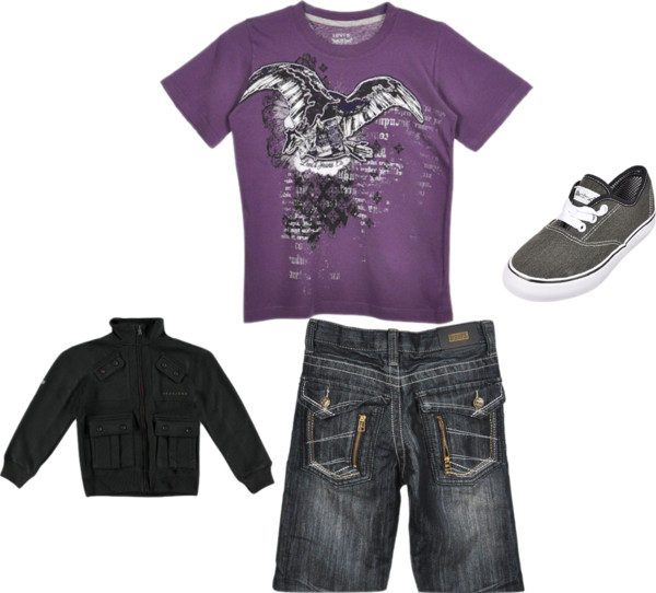 Boys Set From Cookies Kids