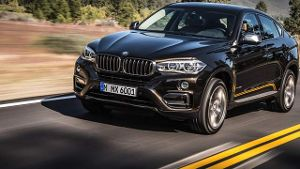 BMW X6: Zweite Generation am Start