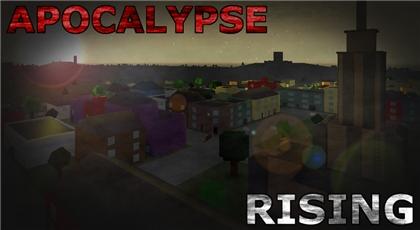 Apocalypse Rising - a ROBLOX free game