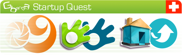 Poken and House Trip join the Gbanga Startup Quest