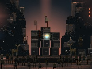 Superbrothers: Swords & Sworcery EP for iPhone and iPad