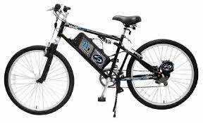 Geared ebike