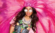 M.I.A. for The WILD Magazine WTF Issue