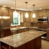 Kitchen, Kitchen Island Pendant Lighting, Pendant Lighting, Kitchen: Inspiring Kitchen Island MaterialsAnd Its Strength