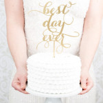 Better Off Wed | Cake Topper Giveaway | Bridal Musings Wedding Blog 1