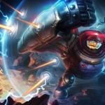 League of Legends Riot Blitzcrank Revive Giveaway!