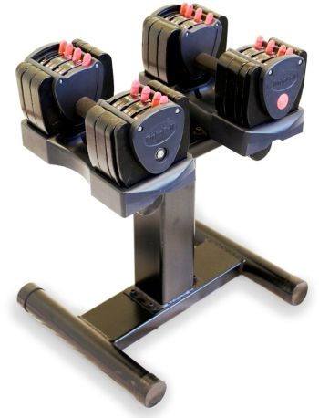 Performance Fitness Systems TB560 Adjustable Dumbbells