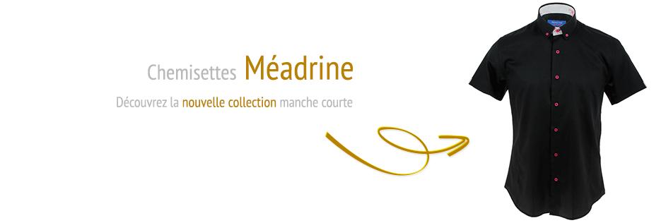 Chemisettes Méadrine