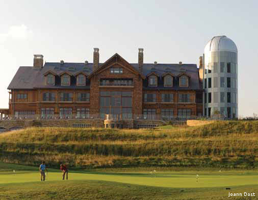 This just may be the best boutique mountain golf resort in the United States.