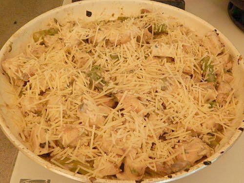 BeFunky chickentetrazzini2 Healthy Chicken Tetrazzini