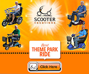 Scooter Rental Orlando